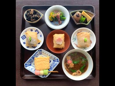 京のおたぬきさんと豆皿セット¥1,650(税込)