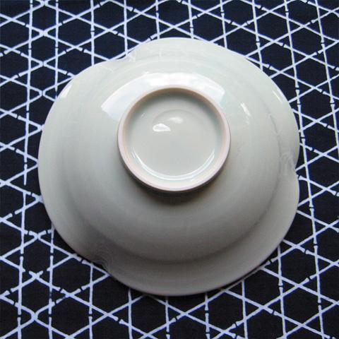 青磁輪花小鉢